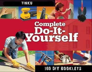 Complete Do-It-Yourself booklet cover