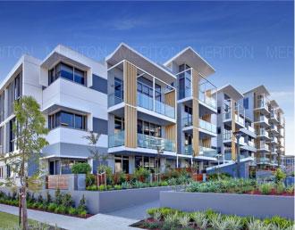 high meriton apartments hobart