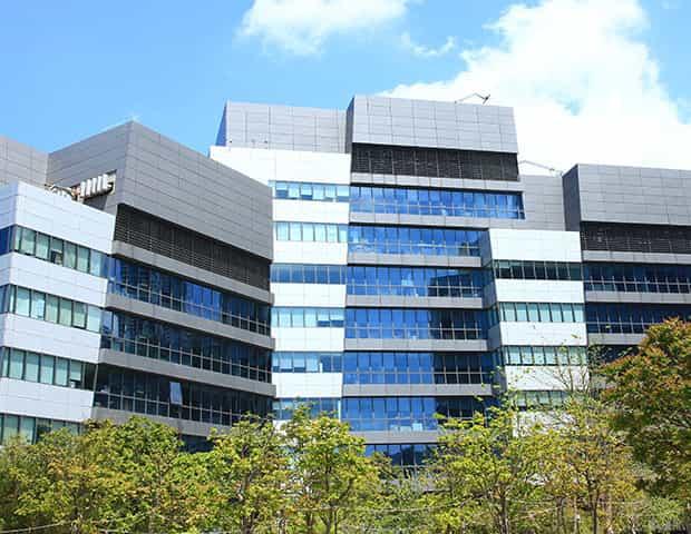 Office Building in Depreciation