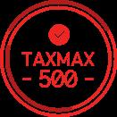 TAXMAX500 logo