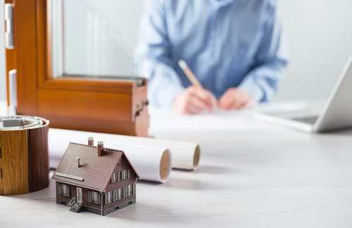a quantity surveyor preparing Depreciation Schedules for a home